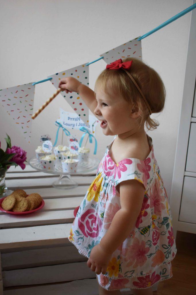 słodki stół dzień dziecka