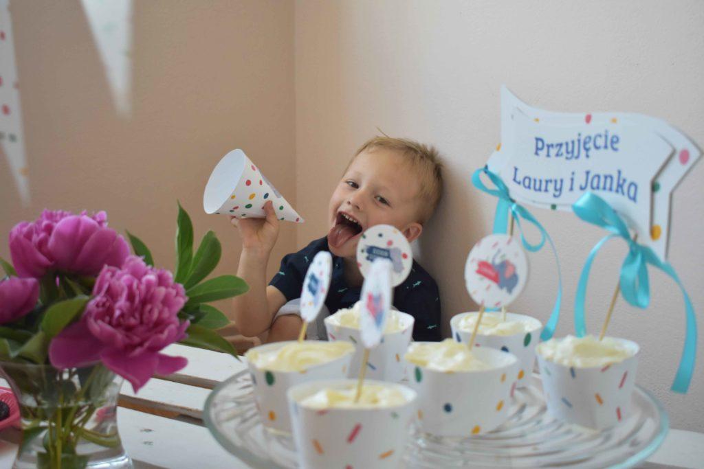 dzień dziecka przyjęcie