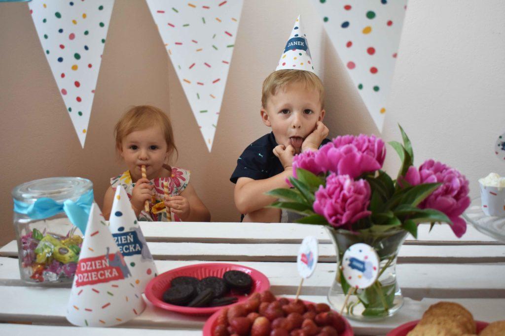 przyjęcie na dzień dziecka