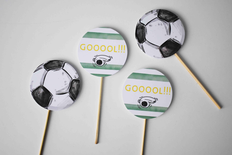 dekoracje piłka nożna