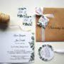 Kolekcja ślubna z eukaliptusem