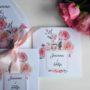 Otwierane zaproszenie na ślub