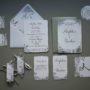 Szara kolekcja ślubna