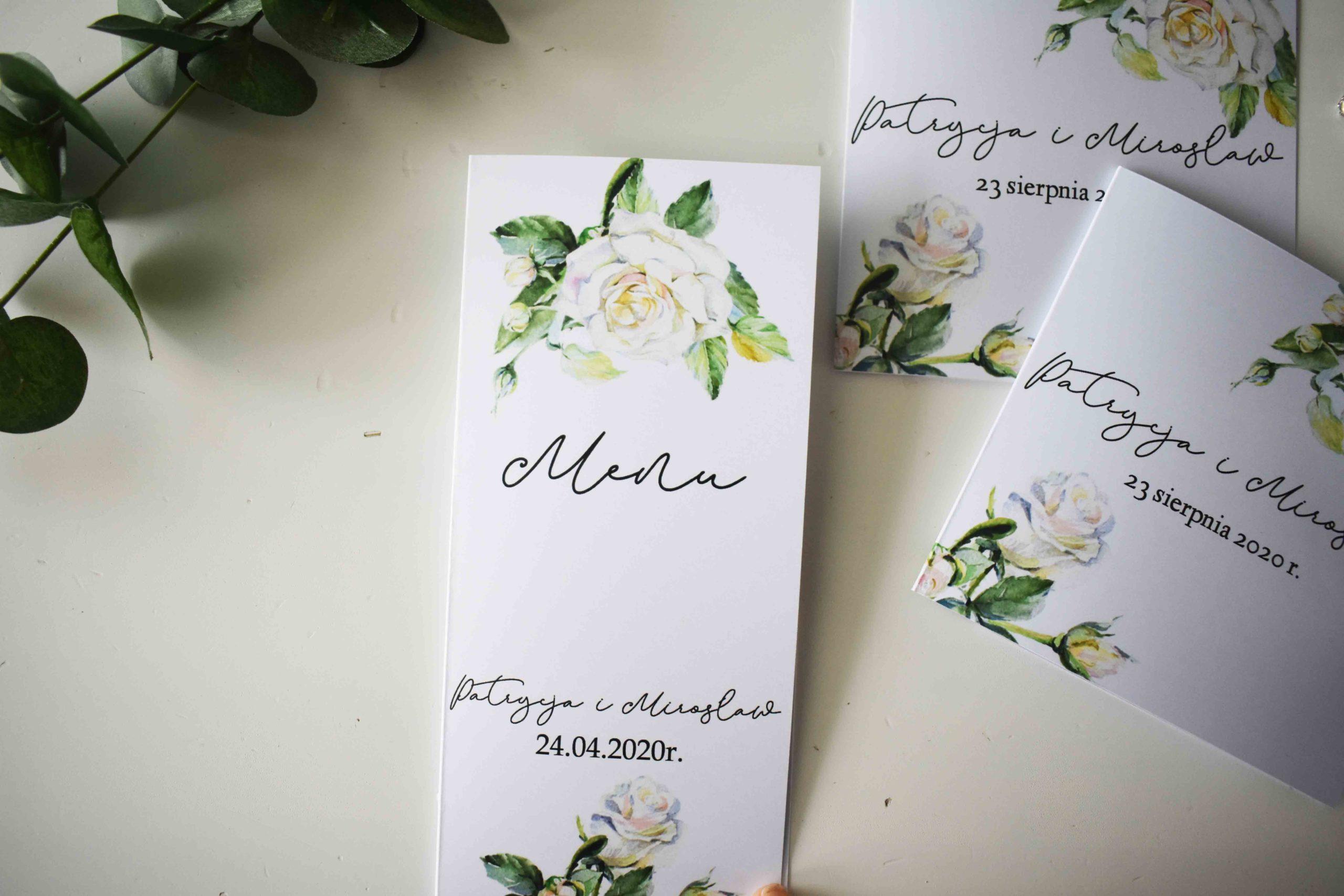 Delikatne białe róże 13
