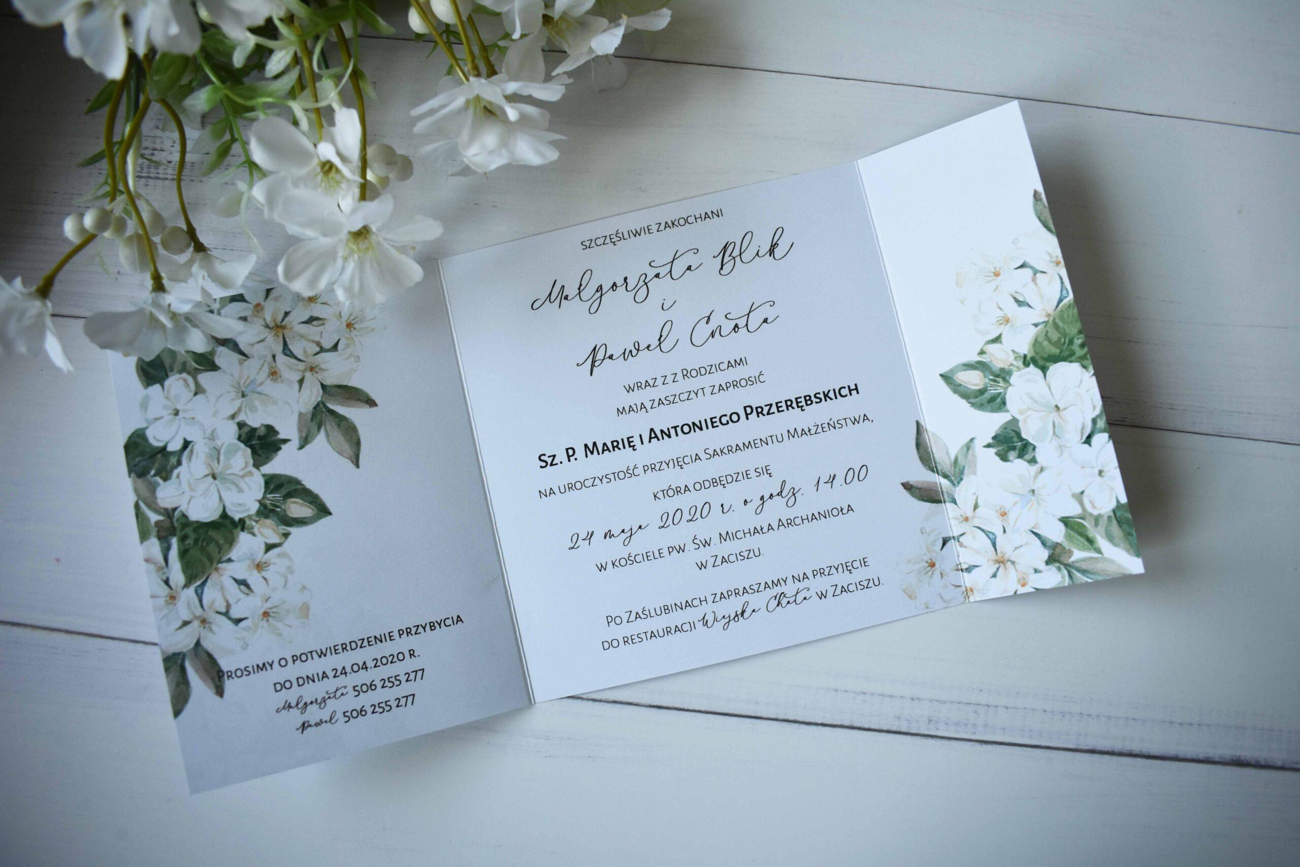 białe kwiatuszki 1